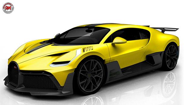 Bugatti Divo Special Edition