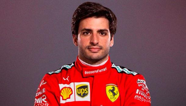 Carlos Sainz - Ferrari F1