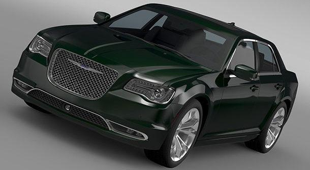 Chrysler C 300 2021