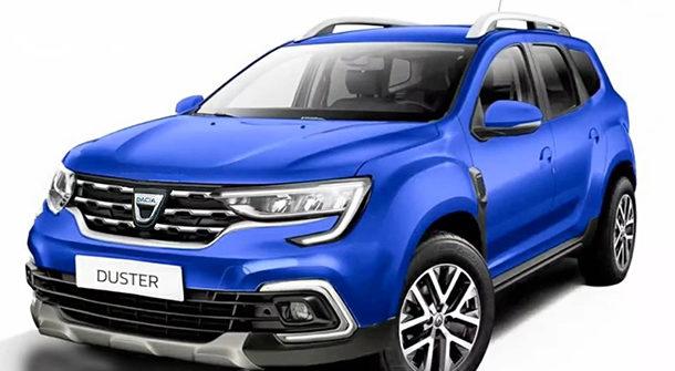 Dacia Duster 2021