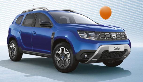 Dacia serie speciale 15th Anniversary