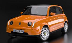 David Obendorfer - Renault 4