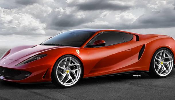 Ferrari 812 Superfast by The Sketch Monkey