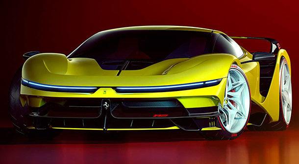 Ferrari F42