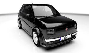 Fiat 126 render