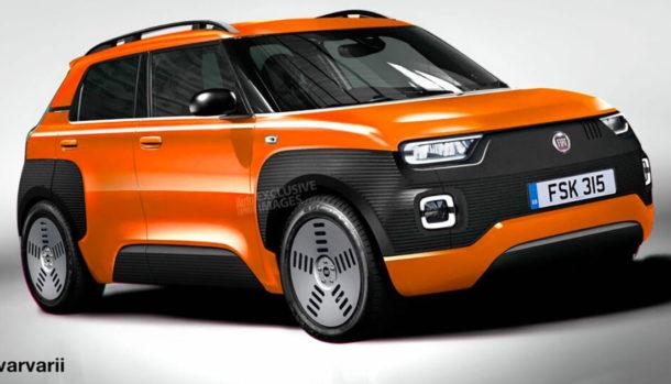 Nuova Fiat Panda 2022