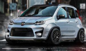 Fiat Panda 200 HP by Matthew Parsons