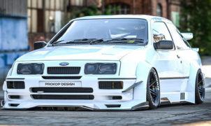 Ford Sierra RS Cosworth - Rostislav Prokop