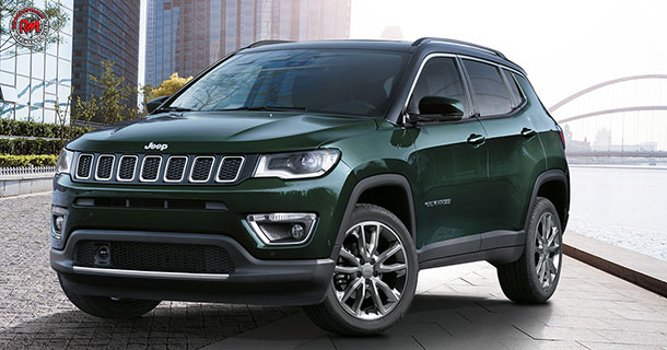 Jeep Compass 2020 made in Melfi