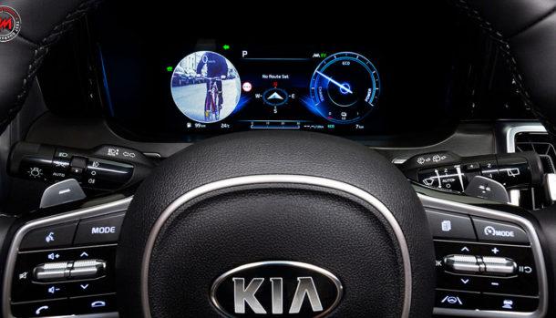 Kia Blind-Spot View Monitor