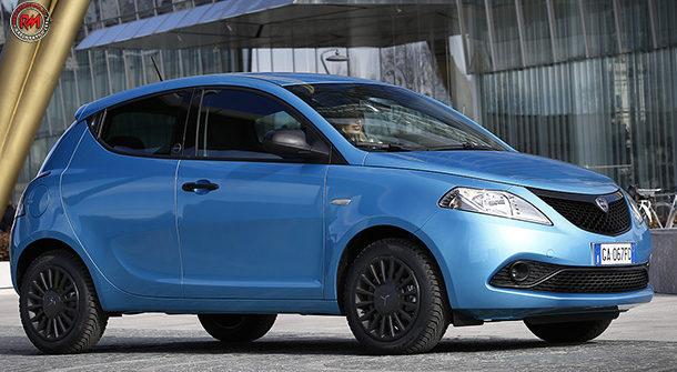 Nuova Lancia Ypsilon Hybrid Ecochic