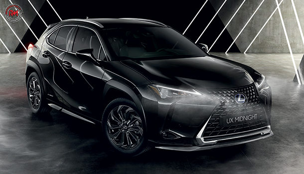 Lexus UX Midnight Edition