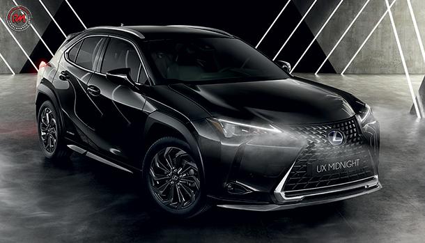 Lexus UX Midnight Edition