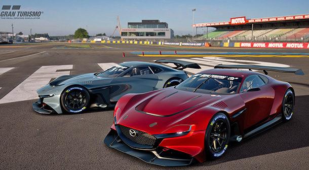 Mazda RX-Vision Concept - Gran Turismo Sport