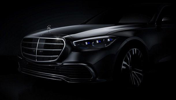 Nuova Mercedes-Benz Classe S 2021