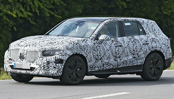 Nuova Mercedes-Benz GLC 2022