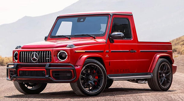 Mercedes-AMG G63 by J.B.Cars