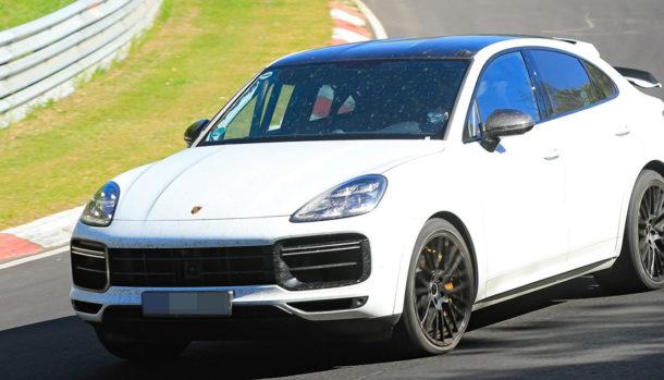 Porsche Cayenne Coupé GT 2021