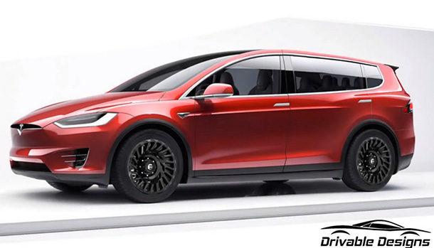 Tesla XL Minivan