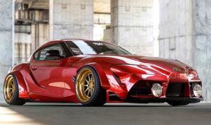 Toyota Supra by Abimelec Design