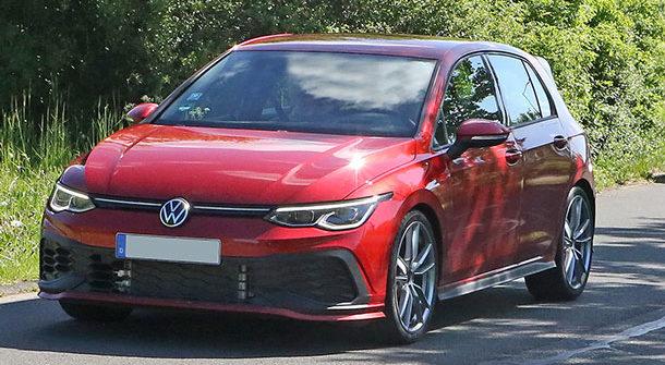 Volkswagen Golf GTI TCR Mk8
