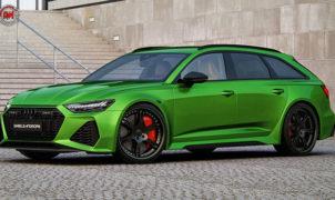Audi RS6 Avant by Wheelsandmore