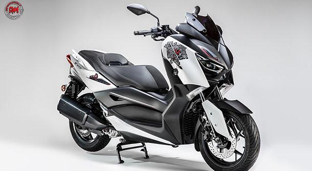 Yamaha XMAX Roma Edition MMXX