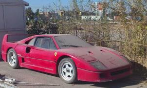 Ferrari F40 - Uday Hussein