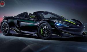 McLaren 600 LT Segestria Borealis