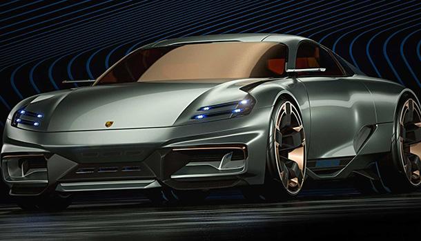 Porsche Cyber 677