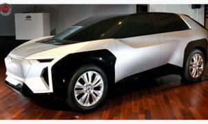 Subaru Evoltis
