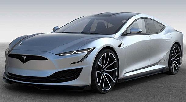 Tesla Model S - Emre Husmen