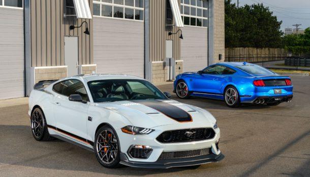 Ford Mustang Mach 1 2021: arriva il V8 aspirato!