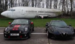 Alfa Romeo 4C vs Mini Cooper JCW Roadster