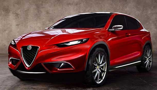 Alfa Romeo C-SUV nasce dalla fusione con PSA