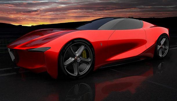 Alfa Romeo Montreal 2020