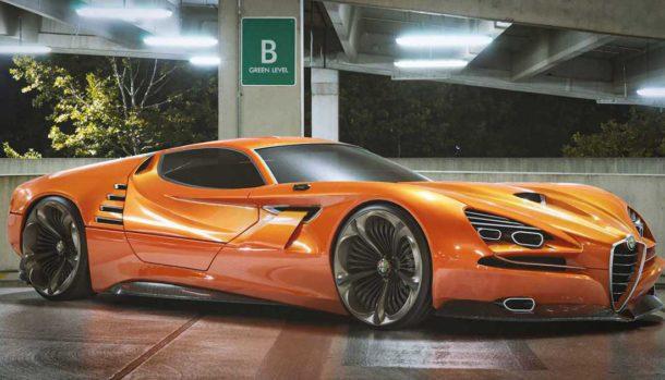 Alfa Romeo Montreal 2021