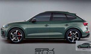 Audi Q5 Sportback Coupé 2021