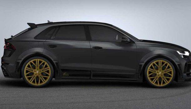 Audi RS Q8 by Lumma