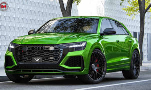 Audi RS Q8 by Wheelsandmore