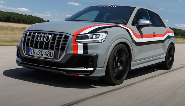 Audi SQ2 by MTM