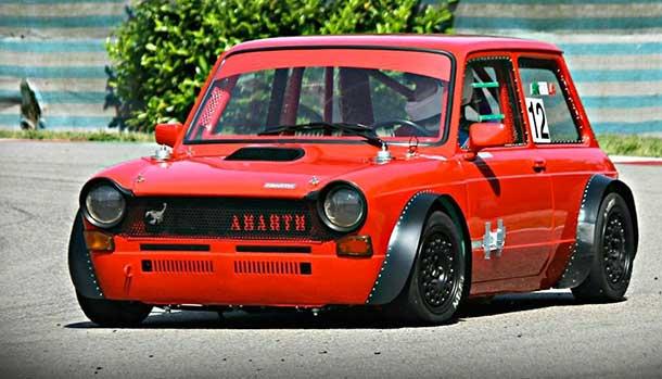 Autobianchi A112 Proto: 230 cavalli di divertimento!
