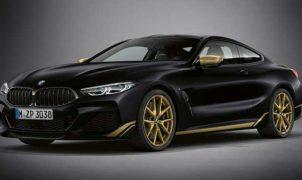 BMW Serie 8 Golden Thunder Edition