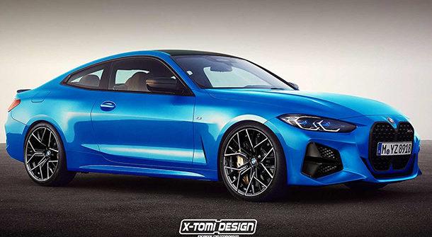 Nuova BMW M4 2021