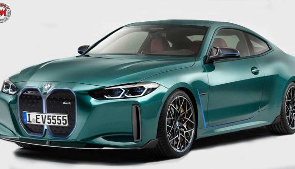 Nuova BMW M4 - iM4
