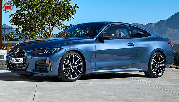 BMW M440i xDrive Coupé 2021
