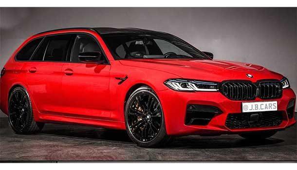 BMW M5 Touring 2021
