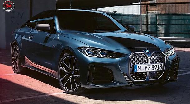 Nuova BMW Serie 4 Coupé 2021