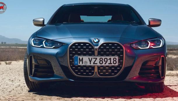 BMW Serie 4 Coupé 2021
