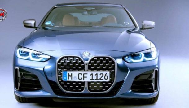 BMW Serie 4 Coupé G22 2021
